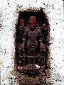 Barabar Caves - Temple Statue (9227479360).jpg