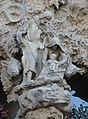 Barcelona Sagrada familia sculptures in the Nativity Facade 2017 05.jpg