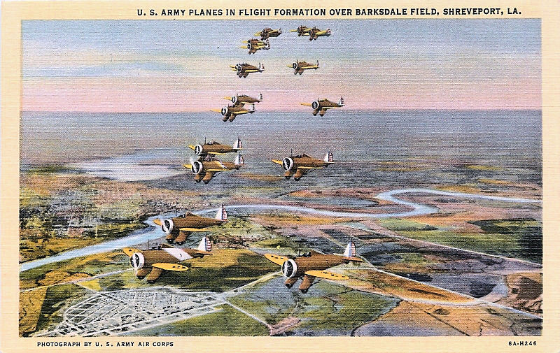 File:Barksdale Army Airfield - Aircraft Overflight.jpg