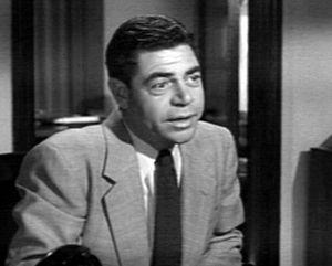 Barney Phillips - Barney Phillips in Dragnet