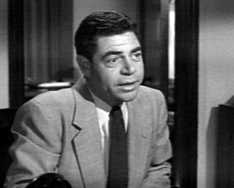 Barney Phillips - Barney Phillips on Dragnet