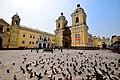 Basílica y Convento de San Francisco de Lima, Peru.jpg