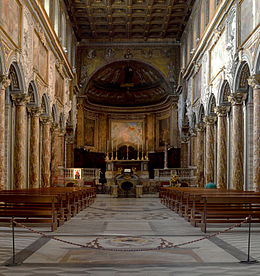 Basilica San Marco Evangelista at the Capitol.jpg