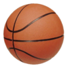 Ballon de basket-ball