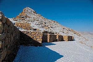 Bastam Citadel - Bastam Citadel in Chaypareh County