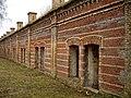 Bastions in Daugavgriva Fort (rebuilt many times) - ainars brūvelis - Panoramio.jpg