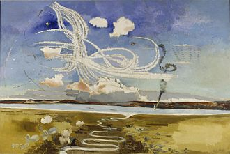War novel - Battle of Britain (1941), Paul Nash