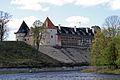 Bauska (Bauske) castle (in reconstruction) - ainars brūvelis - Panoramio.jpg