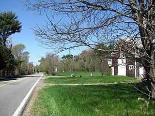 Bay Road (Bristol County, Massachusetts)