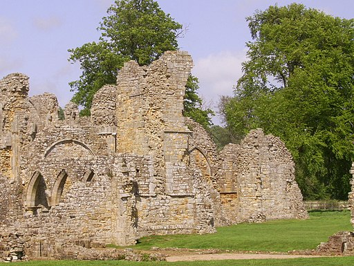 Bayham Old Abbey, East Sussex - geograph.org.uk - 2125813