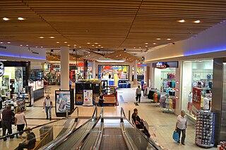 Bayside Shopping Centre A regional shopping centre located in Frankston, Victoria, Australia