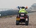 Beach Patrol Inspector, Worthing, West Sussex - geograph.org.uk - 1113332.jpg