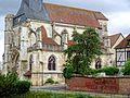Beauvais (60), église Notre-Dame de Marissel, vue rapprochée depuis le sud-ouest 2.jpg