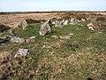 Bedd yr afanc, looking north-northwest - geograph.org.uk - 404502.jpg