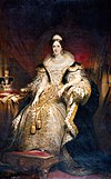 Beechey, attributed to - Queen Adelaide - Parliamentary Art Collection.jpg