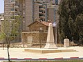 Beersheba, Turkish railway station 02.jpg