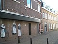 Begijnenhofstraat Muurtekening Sittard Nederland.JPG