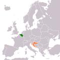 Belgium Croatia Locator.png