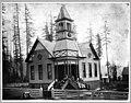 Bellevue School, ca 1892 (MOHAI 6951).jpg