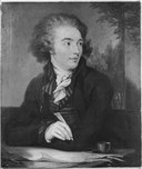 Bengt Lidner, the Poet (?) (Carl Fredrik von Breda) - Nationalmuseum - 18421.tif