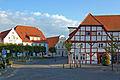 Bergen auf Rügen - Markt (08) Benedix-Haus (11373763545).jpg