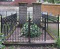 Berlin, Kreuzberg, Mehringdamm, Dreifaltigkeitsfriedhof I, Grab Abraham Mendelssohn Bartholdy.jpg