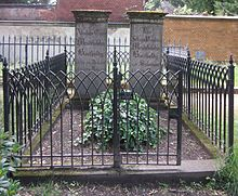 Grab von Lea und Abraham Mendelssohn Bartholdy (Quelle: Wikimedia)