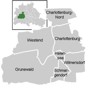 Description: Districts within the borough of C...