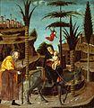 Bernardino Jacopi Butinone - The Flight into Egypt - WGA03716.jpg