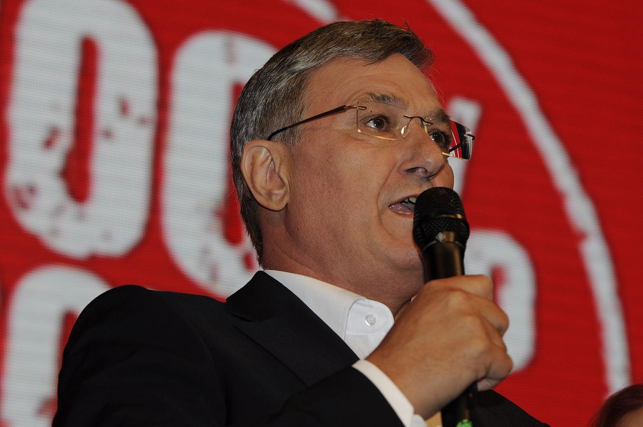 Bernd Riexinger Die Linke Wahlparty 2013 (DerHexer) 02.jpg