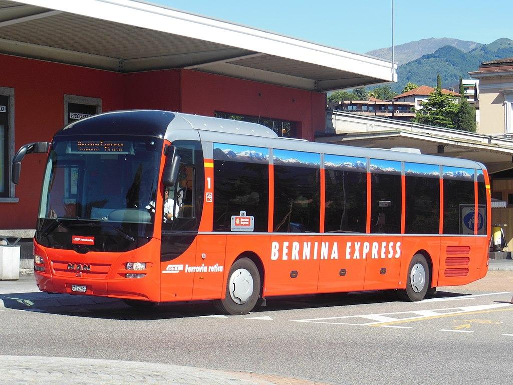 Autobus panorámico