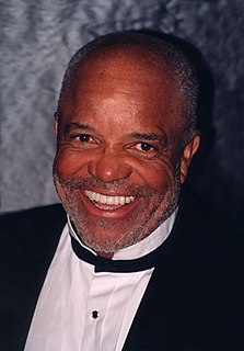 Berry Gordy American record producer, songwriter and founder of Motown record label