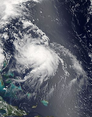 2014 Atlantic hurricane season - Image: Bertha Aug 4 2014 1750Z