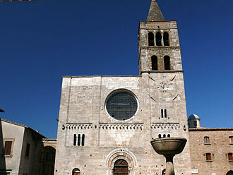 Bevagna - Church of San Michele Arcangelo, in Bevagna.