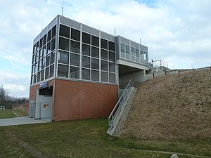 Waßmannsdorf station - Image: Bf Waßmannsdorf W