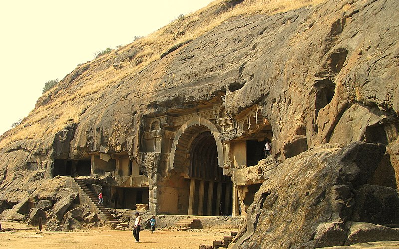 File:Bhaje Caves.jpg