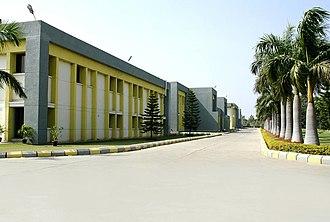 Genome Valley - Image: Bharat Biotech campus 3