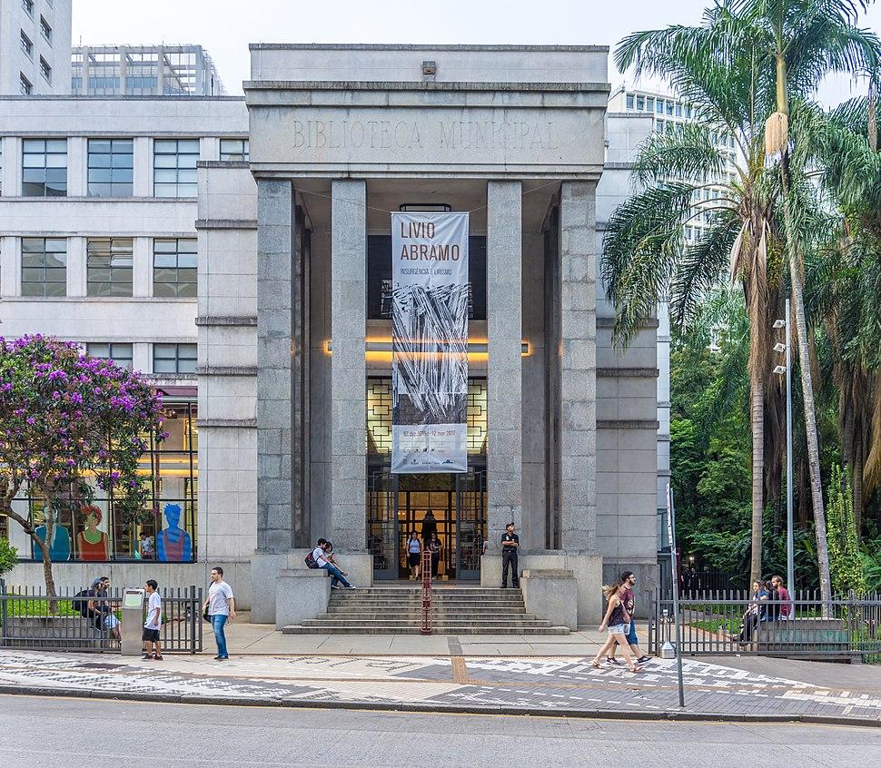 Biblioteca Mario Andrade, S%C3%A3o Paulo, Brasil