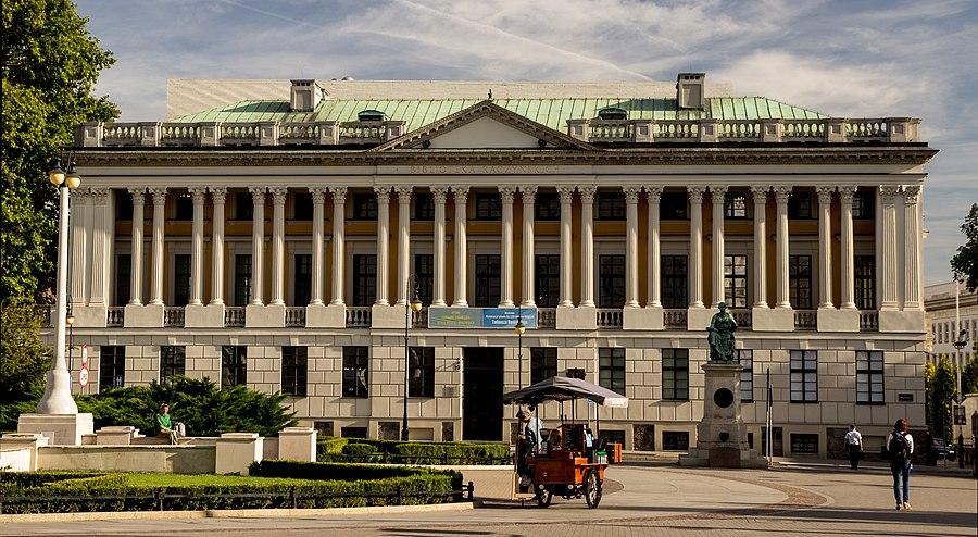 Raczyński Library