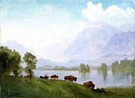 Bierstadt Albert Buffalo Country.jpg
