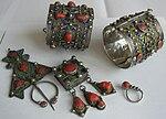 Bijoux traditionnels de Kabylie.JPG