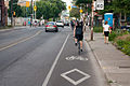 Bike Lane Toronto 2011.jpg
