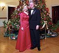 Bill and Hillary Clinton Christmas Portrait 1997 (cropped1).jpg