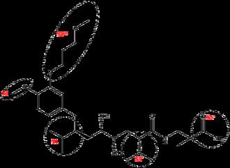 Renin inhibitor - Binding pockets with which aliskiren connects