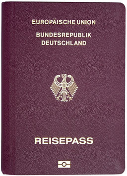 Biometrie reisepass deutsch