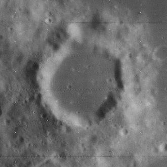 Biot (crater) - Image: Biot B crater 4060 h 1
