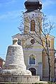 Biserica Sarbeasca Sf. Gheorghe - Piata Traian.jpg