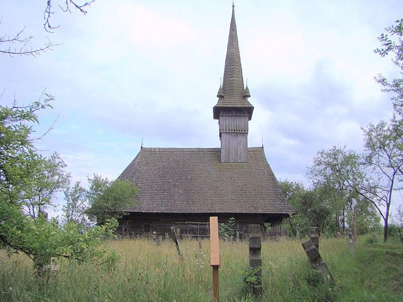 File:Biserica de lemn Sf.Ilie din Cupseni.JPG