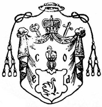 Soter Ortynsky - Coat of Arms of Bishop Ortynsky