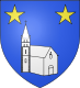 Coat of arms of Saint-Sauveur